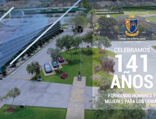 ¡Celebramos 141 años de vida institucional!